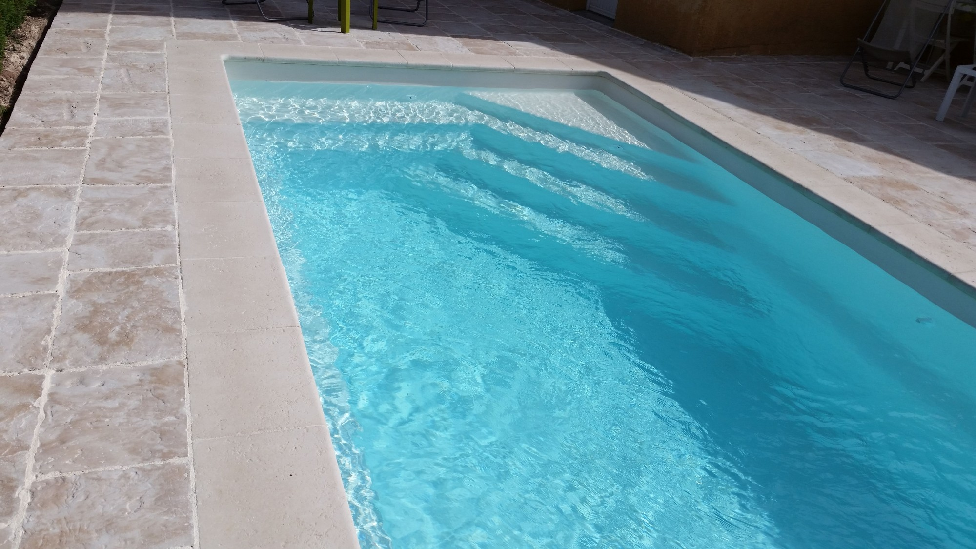 Celestine 7 la garde var r alisation alliance piscines for Piscine celestine 7