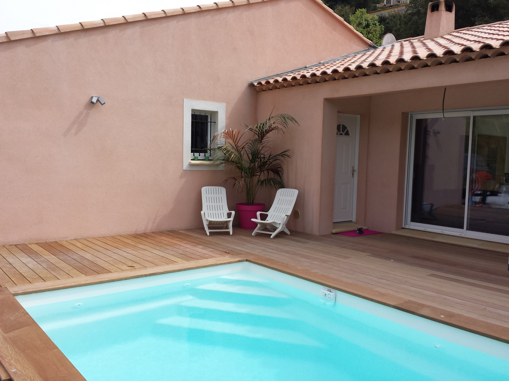 celestine 5 piscine coque alliance piscines fond plat. Black Bedroom Furniture Sets. Home Design Ideas